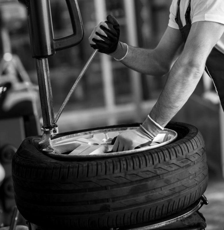 Changement des pneus 2